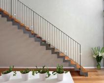 Kích thước cầu thang theo phong thủy mang lại vượng khí cho cả gia đình