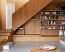 Gầm cầu thang nên làm gì? Phong thủy gầm cầu thang và những điều bạn chưa biết?