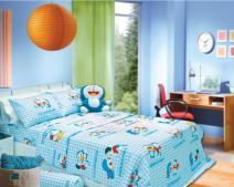 Bật mí 3 cách trang trí phòng ngủ Doremon vừa nhanh, vừa đẹp cho bé