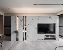Thiết kế nhà 90m2 2 phòng ngủ phong cách hiện đại