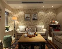 Thiết kế nhà 50m2 2 phòng ngủ phong cách Rustic giản dị mà đẳng cấp