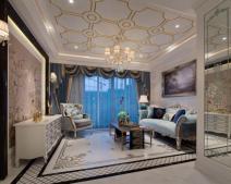 Bất ngờ với thiết kế nhà 3 phòng ngủ dành cho cả đại gia đình với phong cách Tân cổ điển hiện đại