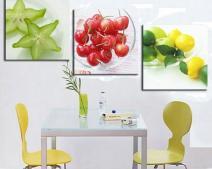 Cách chọn tranh treo phòng ăn, nhà bếp hợp phong thủy bạn cần biết