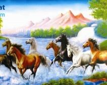 Đừng treo tranh phong thủy ngựa nếu bạn chưa đọc bài viết này
