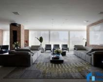 Tư vấn thiết kế căn hộ cho gia đình 4 người hiện đại, ấm áp