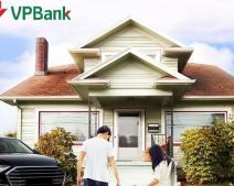 Đăng ký vay mua nhà Vpbank với lãi suất chỉ 8.5%/năm
