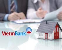 Hướng dẫn thủ tục vay mua nhà Vietinbank